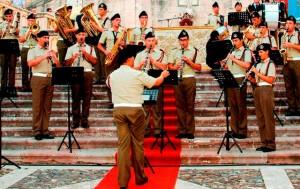 Banda della Brigata Aosta