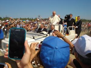 Il Gruppo di Mammola (Rc) da Papa Francesco