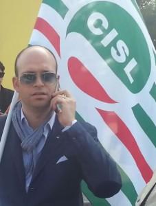 Michele Sapia. Segretario Cisl Rossano