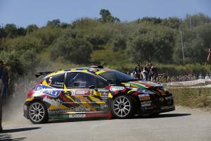 Andrea Nucita, Giuseppe Princiotto (Peugeot 207 S2000, #5 Phoenix)