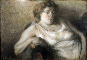 Umberto Boccioni - Gisella