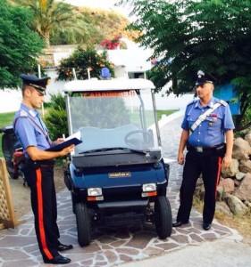 Carabinieri Panarea