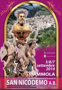 Grande attesa a Mammola (Rc) per i festeggiamenti di San Nicodemo
