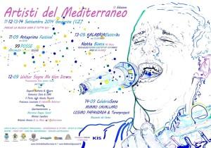 Artisti del mediterraneo 2014