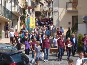 Si e' svolta a Mammola la festa di San Nicodemo
