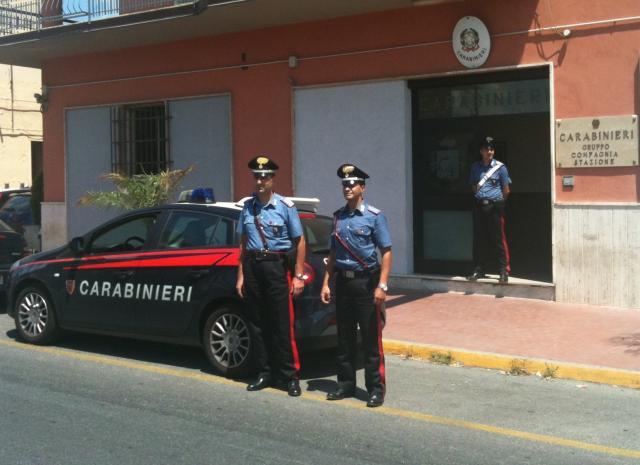 """Carabinieri """"Gruppo di Locri"""" : operazione """"Ulivo 99″, 7 persone indagate per il reato di """"associazione finalizzata al traffico internazionale di sostanze stupefacenti"""""""