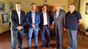 Confapi incontra il Sindaco sindaco di Montalto Uffugo (Cs). Al via azioni per lo sviluppo dell'aria industriale