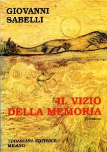 copertina libro IL VIZIO DELLA MEMORIA