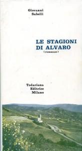 copertina libro LE STAGIONI DI ALVARO