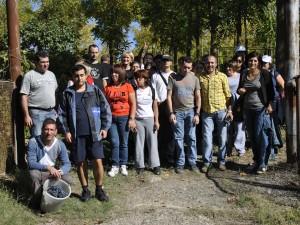 """Montepaone Lido (Cz): il Centro Diurno di Riabilitazione Psicosociale ha realizzato il progetto """"Giovani in campagna"""" per i ragazzi con disabilità."""