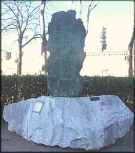 Monumento agli angeli del fango