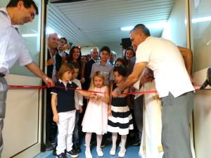 """Messina. Terapia intensiva: il nuovo reparto """"open"""" dedicato ai bambini."""