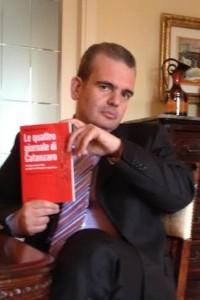 ALESSANDRO DE VIRGILIO con il suo libro 2014