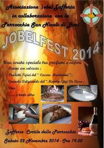 """""""JobelFest"""" a Zafferia sabato 22 novembre. I Sapori dell'Autunno: tradizioni culinarie e prodotti tipici."""