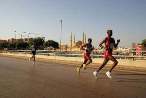 Si é svolta ieri la Beirut Marathon, evento podistico che ogni anno raccoglie migliaia di sportivi nella splendida cornice offerta dalla capitale.