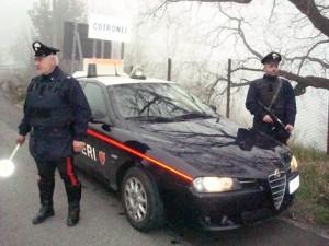 carabinieri cotronei petilia