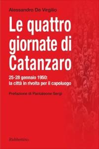 copertina libro LE 4 GIORNATE DI CATANZARO
