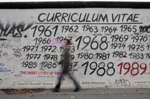muro di berlino 1961-1989