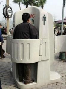 wc bagno pubblico