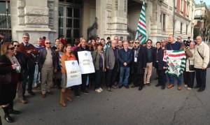 Anche a Messina la mobilitazione Cisl con un Sit-in sotto la Prefettura.