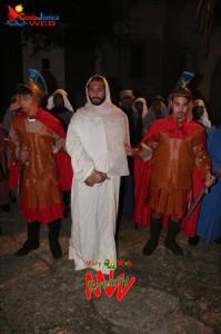 S. Caterina dello Jonio (Cz). Il maltempo non consente la rappresentazione del Presepe Vivente.