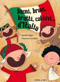 buoni e cattivi d'italia - libro