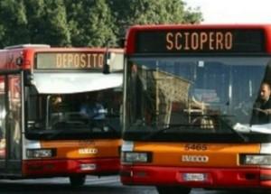 bus sciopero generale 12.12.2014