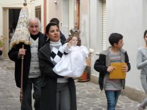 giro bambinello capodanno 2014 soverato by mimmo barbaro 2