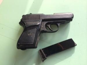 pistola siderno