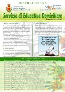 Messina. servizio di educativa Domiciliare, domani, 14 gennaio,  a Palazzo Zanca
