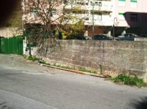 Giampiero Terranova, Consigliere 2^ Circoscrizione: ennesimo schianto palo pubblica illuminazione SP40 salita per Villaggio Zaffaria (Messina).