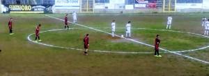 Citta di Vittoria - Milazzo 2-3