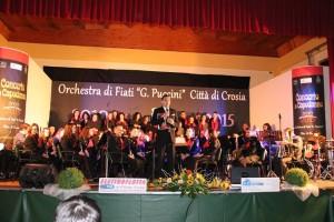 Crosia Concerto V anniversario banda musicale