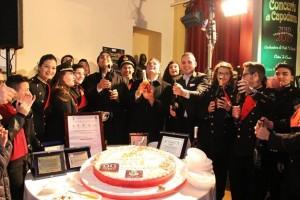 Crosia Concerto V anniversario banda musicale2