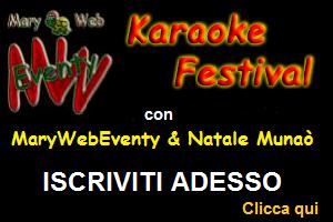 Karaoke Festival banner clicca qui