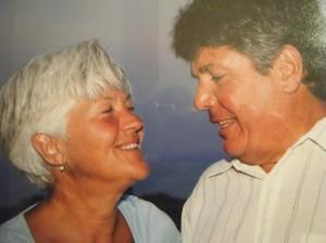 Nicholas Iannone e la moglie Catherine Risinski neobadolatesi 2014