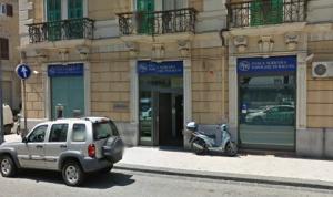 banca rapina messina