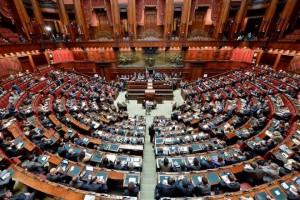 camera dei deputati inseduta comune per elezione pres. rep.