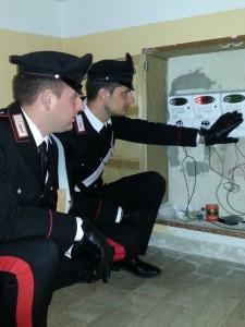 Melito Porto Salvo (Rc): un arresto per furto aggravato di energia elettrica.