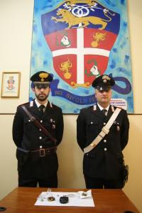 San Martino di Taurianova (Rc): I carabinieri arrestano una persona per detenzione ai fini di spaccio di sostanze stupefacenti