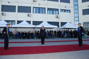 cerimonia del riconoscimento Direttore Marittimo