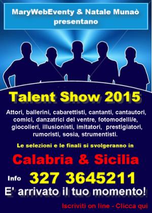 Banner Talent Show 2015 A