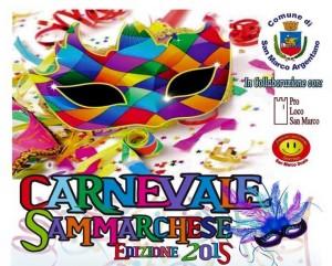 Carnevale sammarchese - Edizione 2015