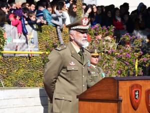 Comandante della Brigata Meccanizzata AOSTA Generale di Brigata Marco TUZZOLINO