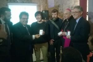 Turismo: Il Sindaco Enzo Bianco consegna la prima CataniaPass