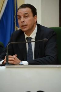 Giovanni Nucera, Consigliere regionale La Sinistra