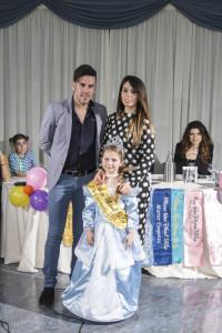 Giulia Foti, Giuseppe Crisafulli,Jennifer Mazzeo