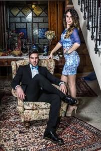 Giuseppe Crisafulli e Jennifer Mazzeo
