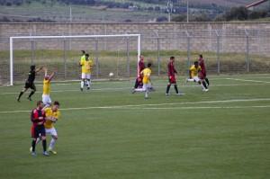 Gol di Ousmane