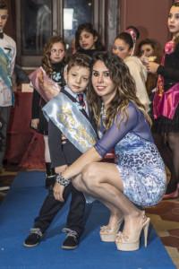Jennifer Mazzeo con Mirko De Paola